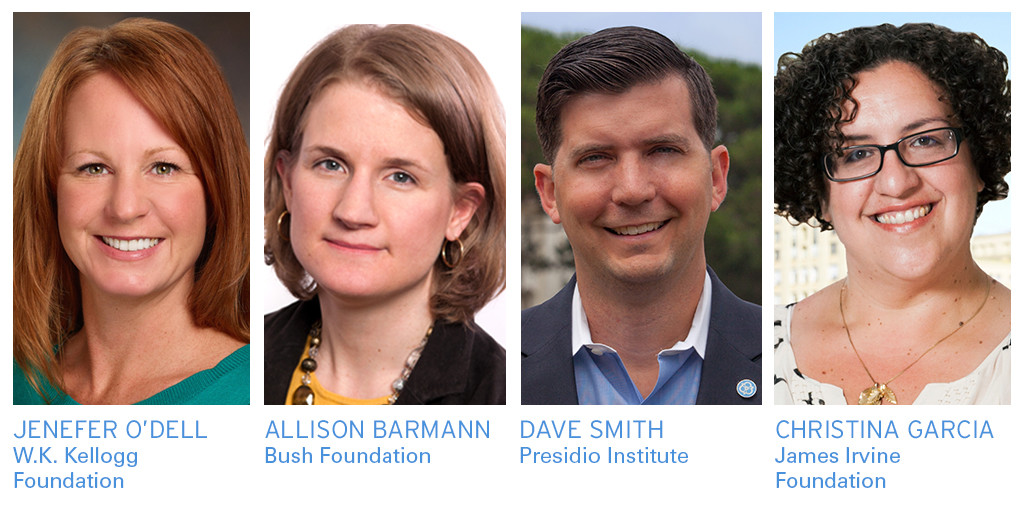 Webinar: Philanthropy's Role in Cross Sector Leadership