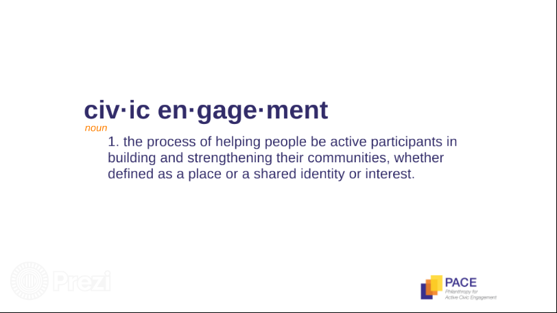 The Civic Engagement Primer