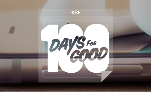 "An interview with PACE on ""100 Days For Good"""